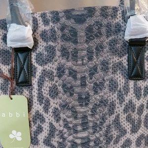abbi Bags - Abbi ottoman shopper